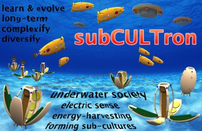 LABUST is partner in SubCULTron - new...