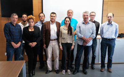 Professor Vukić participated at the...