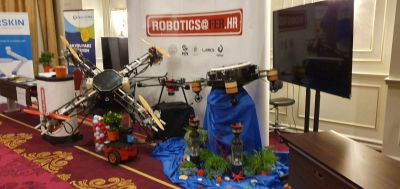 LABUST at the European Robotics Forum...