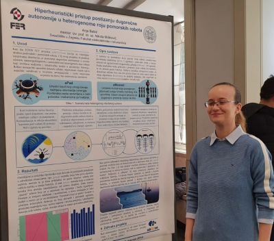 Anja Babić took part in the PhD Day...