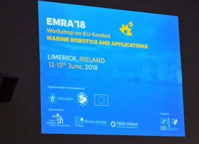 EMRA'18 workshop held from...