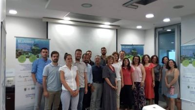 BLUEMED project biannual meeting held...
