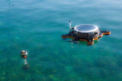 LABUST spin-off project H2O Robotics...