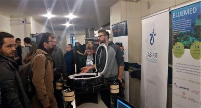 LABUST participated at exhibition of...