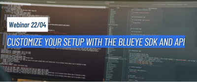 Blueye webinar: Customize your setup...